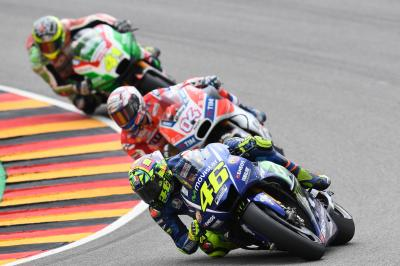 "Rossi: ""These are good points for the Championship"""