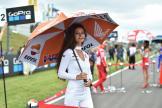Paddock Girls, GoPro Motorrad Grand Prix Deutschland