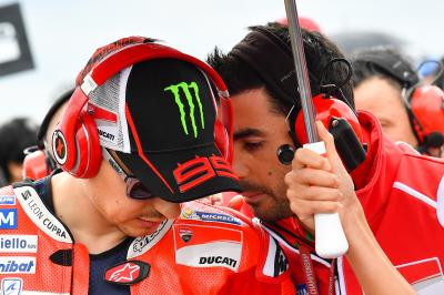 Lorenzo: 'I was very worried about the race'