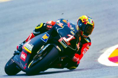 Max Biaggi and his 4 World Titles