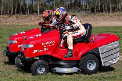 Una carrera muy especial para Márquez y Pedrosa