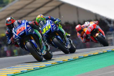 Best of Le Mans : Viñales remporte son duel face à Rossi