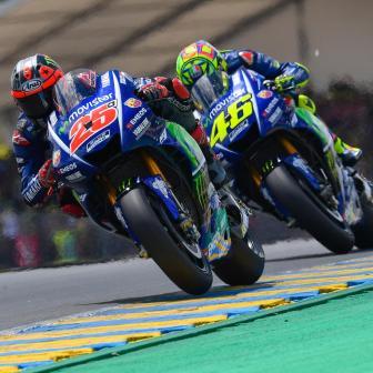 Vinales gewinnt in Le Mans