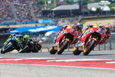 GP Recap: Marquez makes his mark in Austin