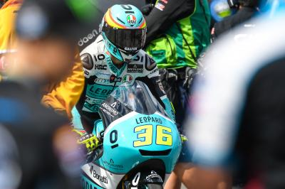 "Mir: ""I wanted to leave the mistake in Assen behind"""