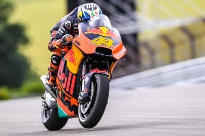 "KTM on the German GP: ""A great weekend for us"""