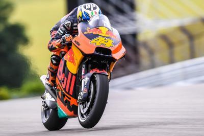 KTM dresse un bilan positif du #GermanGP