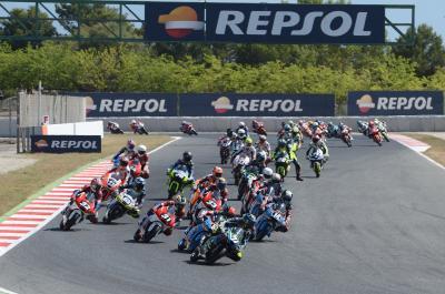 The FIM CEV Repsol rolls on to Valencia