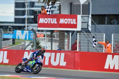 GP Recap: Two in a row for Viñales in Argentina