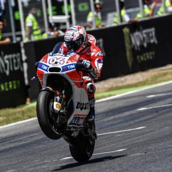 Dovizioso in Catalunya mit zweiten Sieg in Folge