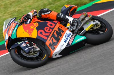 """Oliveira: """"It's incredible we're third in the Championship'"""
