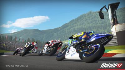 オフィシャルビデオゲーム、『MotoGP™ 17』の日本語版も発売
