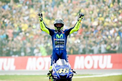 'A mitad de temporada': los 5 momentos clave de Rossi