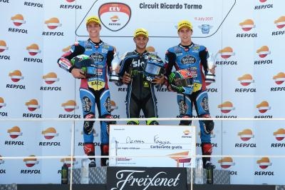 Double wins for Foggia and Granado in Valencia