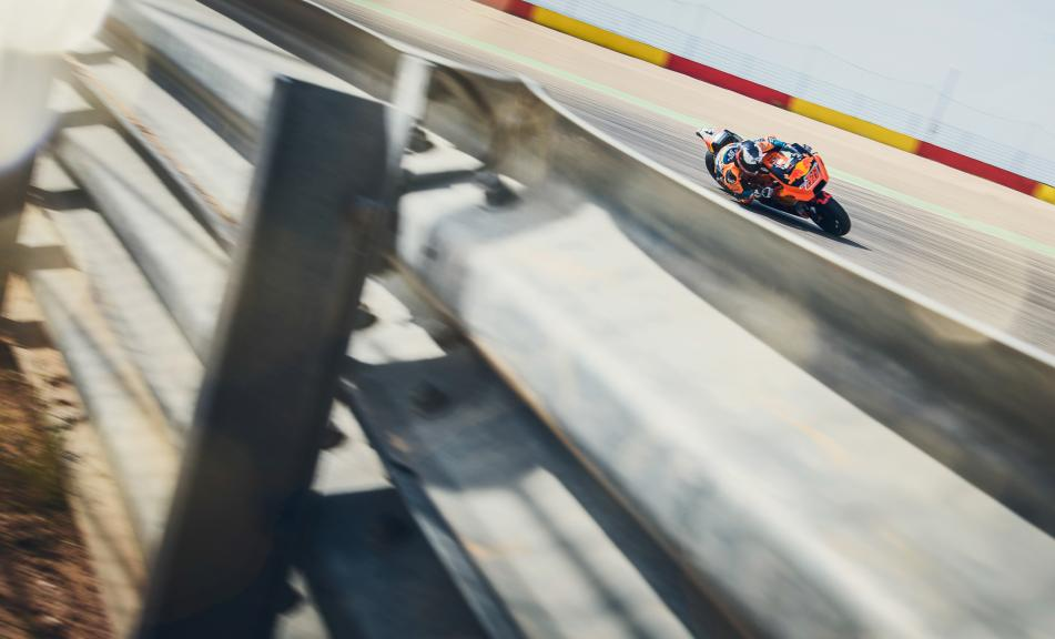 Red Bull KTM Factory Racing Team MotoGP test