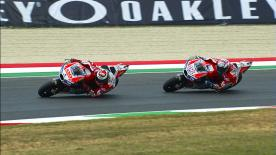 Paolo Ciabatti, Sporting Director of Ducati, gives an analysis on his teams' first half of the season