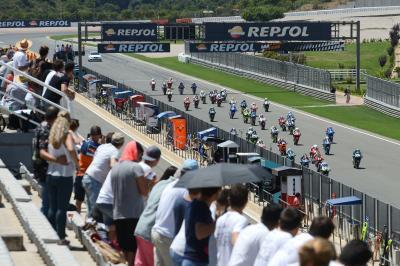 El FIM CEV Repsol se estrena en Estoril
