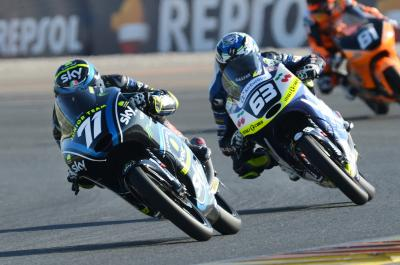 FIM CEV Repsol debuts in Estoril