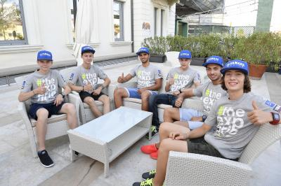 New students embark on Yamaha VR46 Master Camp Adventure