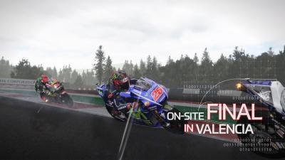 Join the MotoGP™ eSport Championship