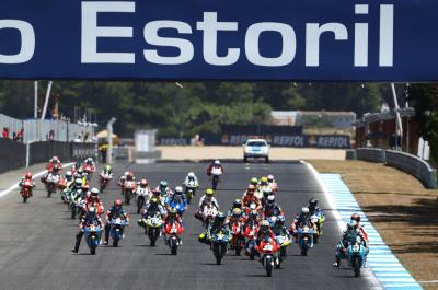 Foggia, Granado, Melgar and González win in Estoril