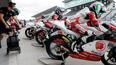 Sepang ready to welcome the Idemitsu Asia Talent Cup