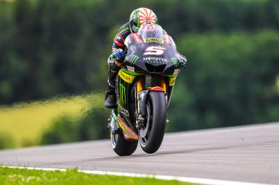 "Zarco: ""I will push every time"""