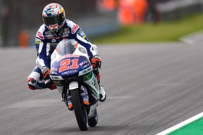 Per il Team Gresini si riaccende la sfida Moto3™