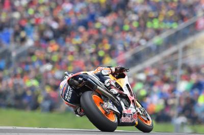 Pedrosa: 'Tengo ganas de subirme otra vez a la moto'