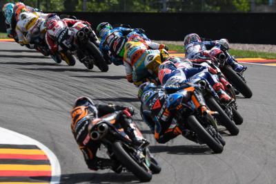 #CzechGP: Les statistiques du Moto3™