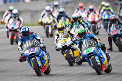 #CzechGP: les chiffres du Moto2™