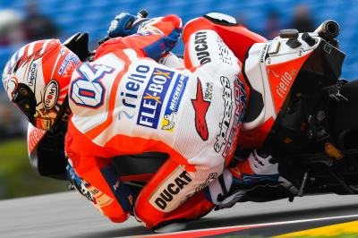 Dovizioso: 'Brno is one of the most difficult circuits'