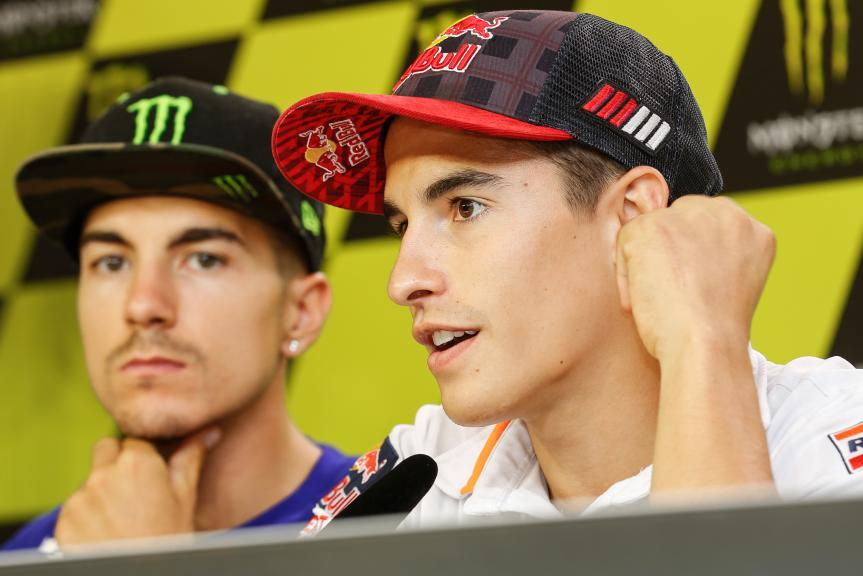 Press-Conference, MotoGP, Monster Energy Grand Prix České republiky