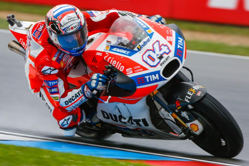 Andrea Dovizioso, Ducati Team, Monster Energy Grand Prix České republiky