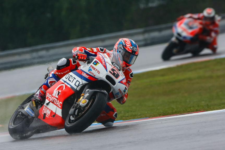Danilo Petrucci, Octo Pramac Racing, Monster Energy Grand Prix České republiky