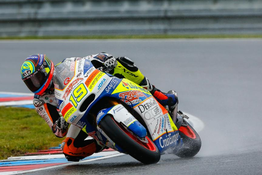 Xavier Simeon, Tasca Racing Scuderia Moto2, Monster Energy Grand Prix České republiky