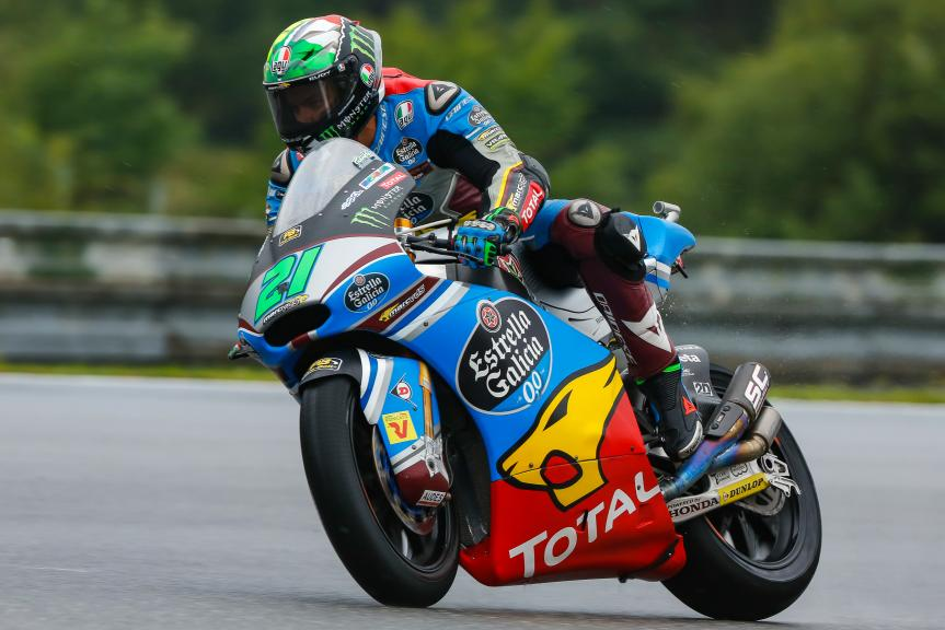 Franco Morbidelli, EG 0,0 Marc VDS, Monster Energy Grand Prix České republiky