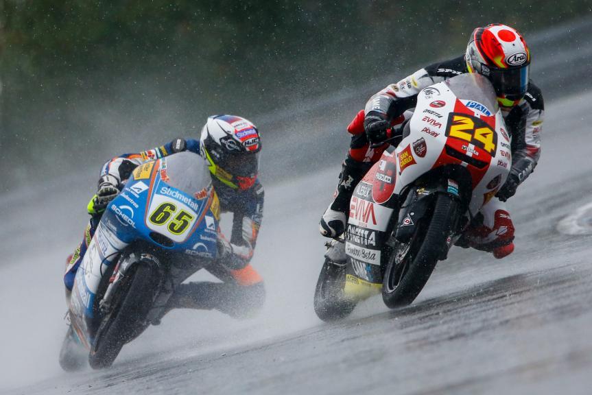 Tatsuki Suzuki, SIC58 Squadra Corse, Philipp Oettl, Sudmetal Schedl GP Racing, Monster Energy Grand Prix České republiky