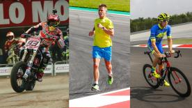 How do MotoGP™ riders train and prepare themselves to ride the fastest motorcycles in the World? Let's find out!