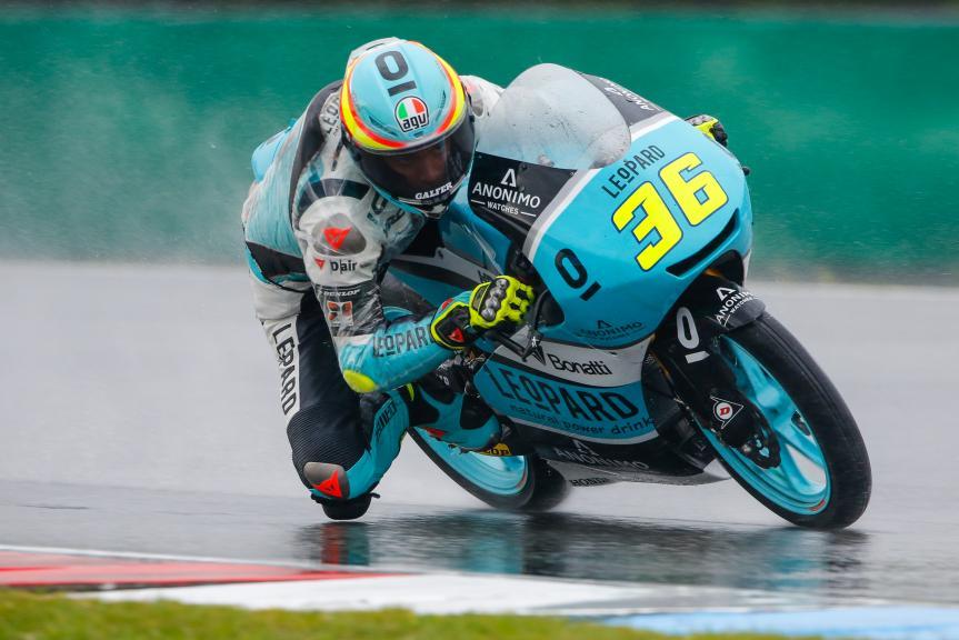 Joan Mir, Leopard Racing, Monster Energy Grand Prix České republiky