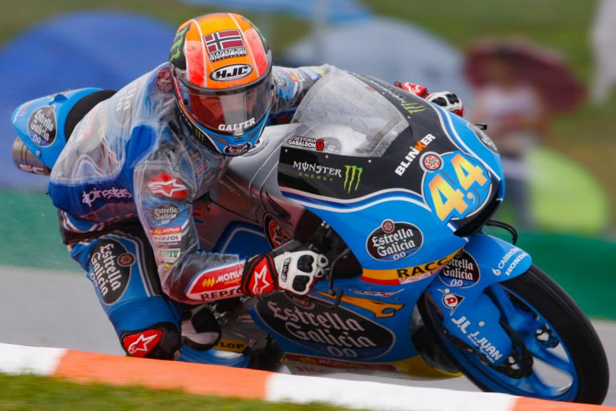 Aron Canet, Estrella Galicia 0,0, Monster Energy Grand Prix České republiky