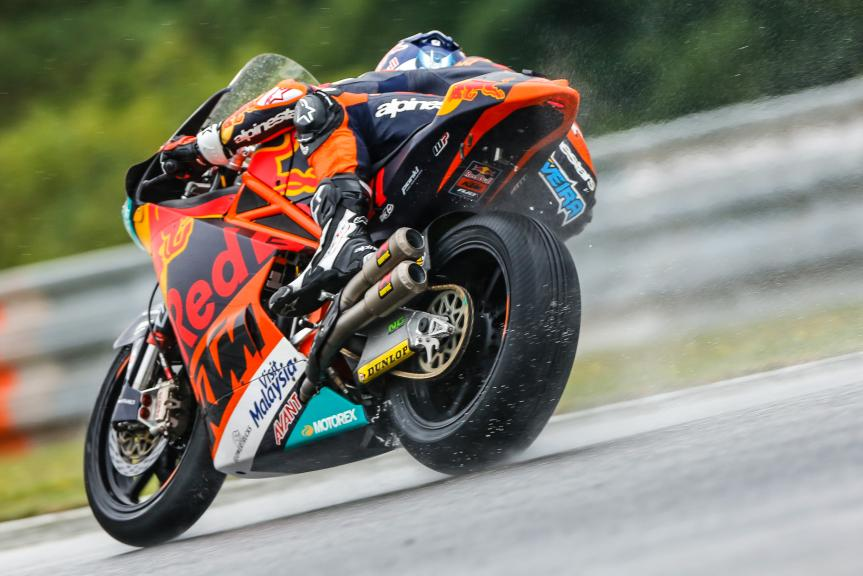 Miguel Oliveira, Red Bull KTM Ajo, Monster Energy Grand Prix České republiky