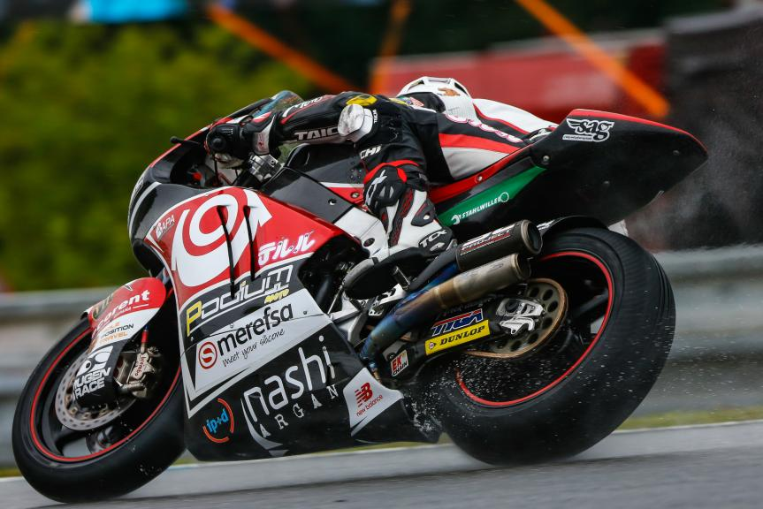 Tetsuta Nagashima, Teluru SAG Team, Monster Energy Grand Prix České republiky