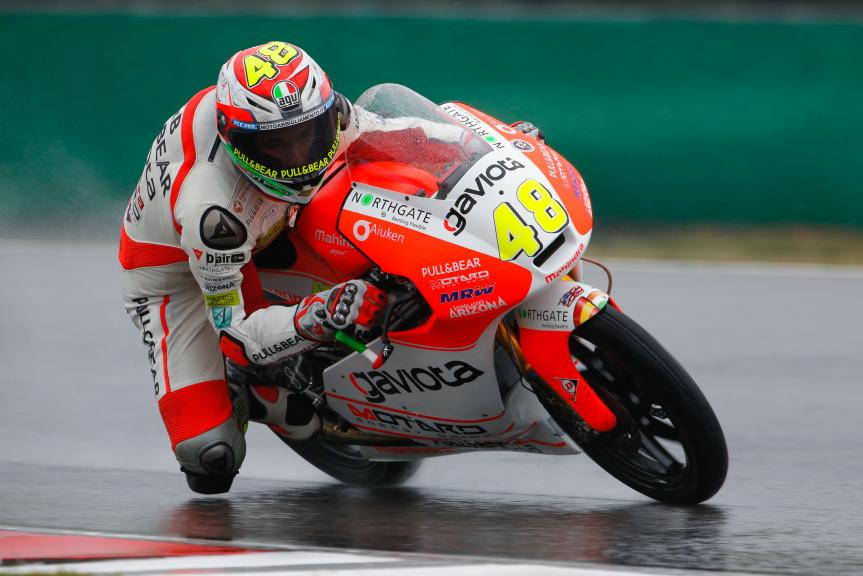 Lorenzo Dalla Porta, Aspar Mahindra Moto3, Monster Energy Grand Prix České republiky
