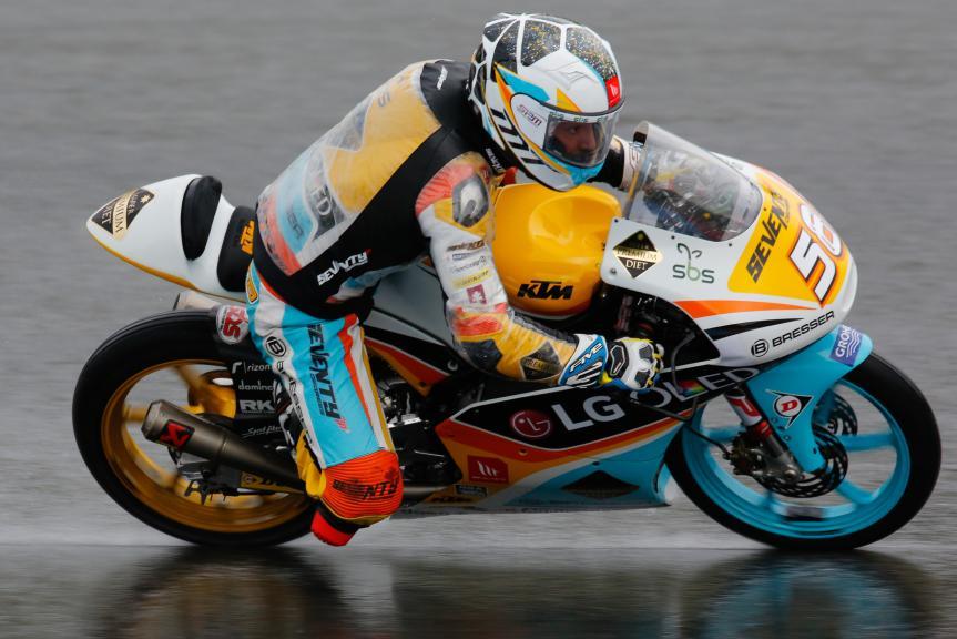 Juanfran Guevara, RBA BOE Racing Team, Monster Energy Grand Prix České republiky