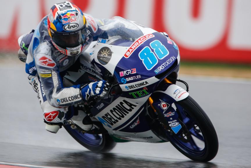 Jorge Martin, Del Conca Gresini Moto3, Monster Energy Grand Prix České republiky