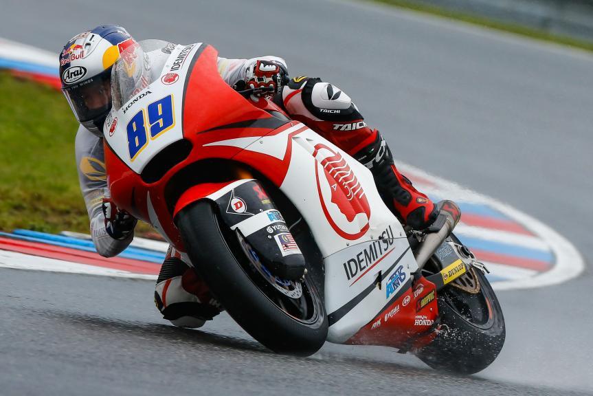 Khairul Idham Pawi, Idemitsu Honda Team Asia, Monster Energy Grand Prix České republiky