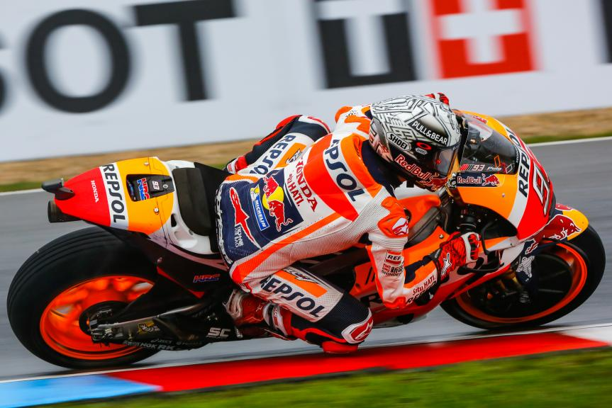 Marc Marquez, Repsol Honda Team, Monster Energy Grand Prix České republiky