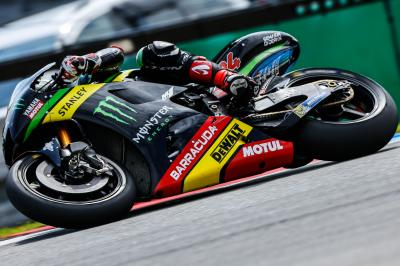 Folger blasts back into the top three at Brno