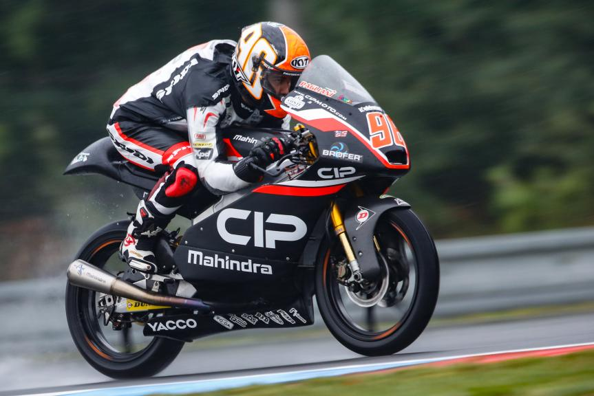 Manuel Pagliani, CIP, Monster Energy Grand Prix České republiky